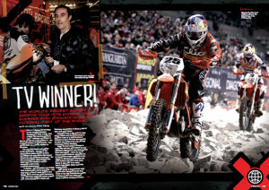 April 2013 Dirt Bike Rider magazine