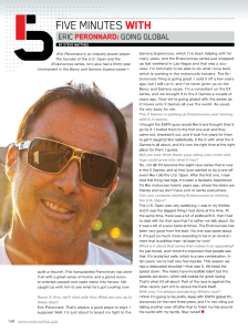 RacerXOnline interview Feb 2013
